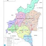 Carte_SDAGE_Sites potentiels de barrages_Mouhoun